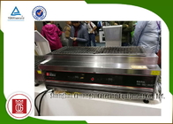 Customized Wood Cabin Commercial Barbecue Grills Electric Table Top Indoor Outdoor