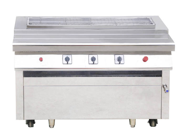 Top speed Smokeless BBQ Grill Rectangle Barbecue Kebabs Chicken Grill Machines